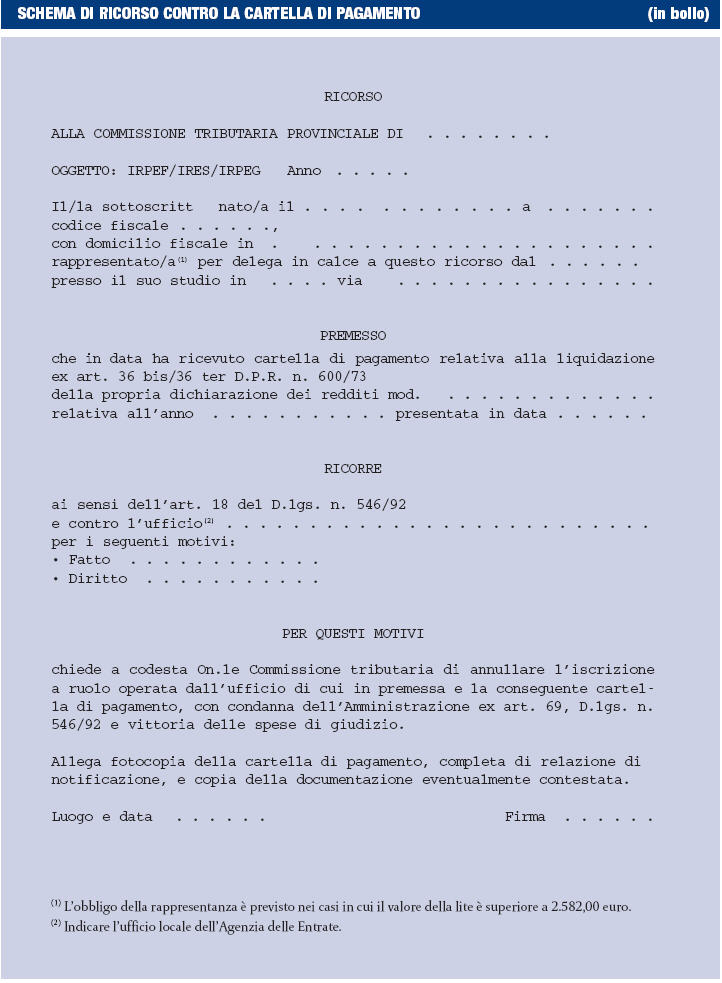 schema-ricorso-contro-cartella-esattoriale2