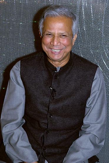 Muhammad Yunus il banchiere dei poveri