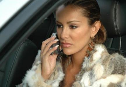 multa per guida al telefonino