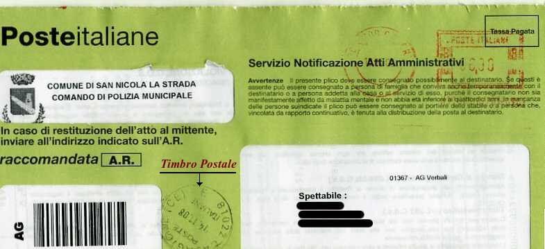 busta-poste-italiane-di-colore-verde