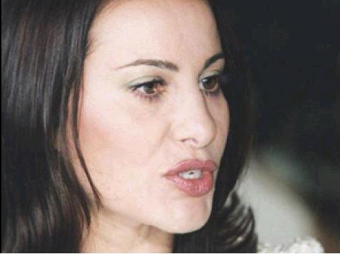 ancora lei, Darina Pavlova l'affascinante regina di cuori di Silvio
