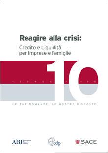 reagire alla crisi - prestiti e finanziamenti garantiti dallo stato
