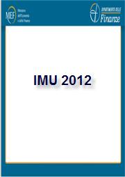 guida IMU - Ministero delle Finanze