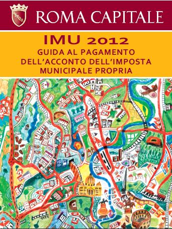 IMU - guida del Comune di Roma