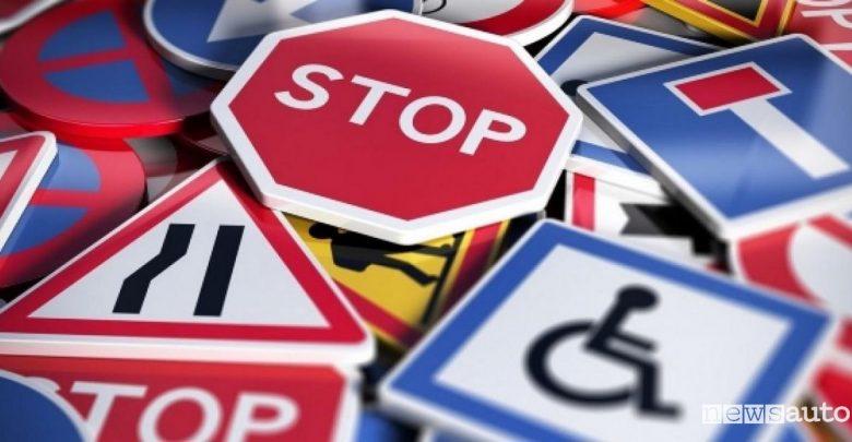 Nuovi importi delle multe per violazione del codice della strada