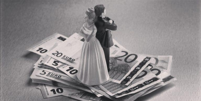 Assegno divorzile - Criteri per l'accoglimento della domanda