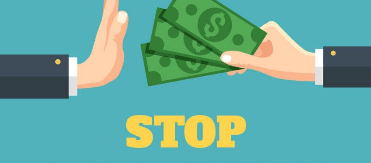 Antiriciclaggio - Segnalazione di operazioni in contanti