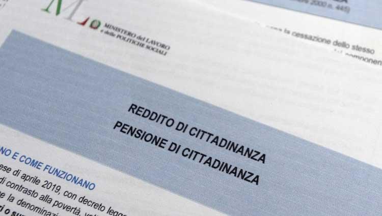 Reddito e Pensione di Cittadinanza - Sanzioni amministrative e penali