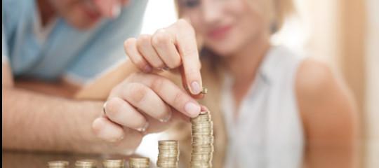 Conto corrente cointestato e titoli depositati associati al conto