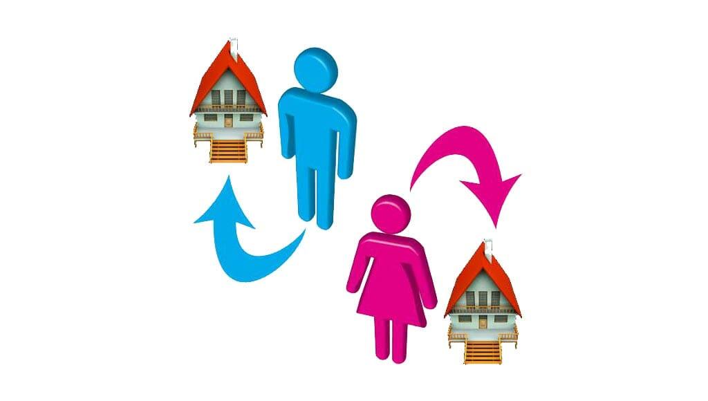 Nucleo familiare coniugi non conviventi e altre situazioni particolari