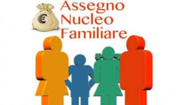 Assegni per il nucleo familiare (ANF) - Non è necessaria  la Dichiarazione Sostitutiva Unica DSU/ISEE
